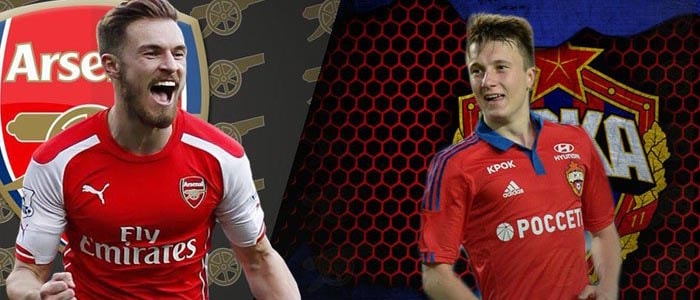 Prediksi Bola CSKA Moscow vs Arsenal TNGL 13 April 2018