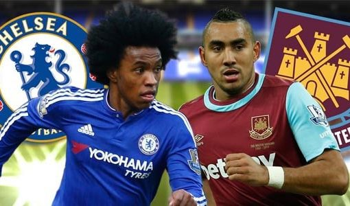 Chelsea Melawan West Ham TGL 8 April 2018
