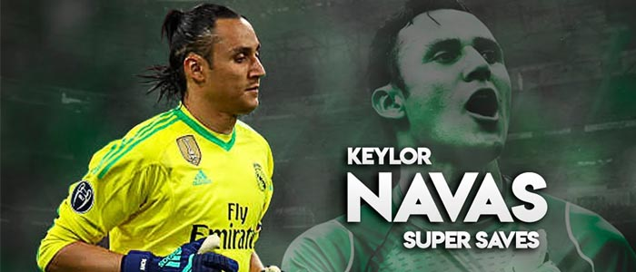 Clean Sheet Keylor Navas Ketika Madrid Pesta Gol